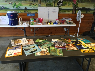 day camp display